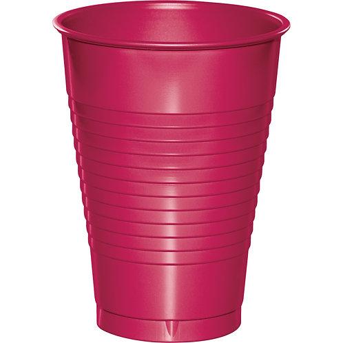 Hot Magenta Cup 12oz