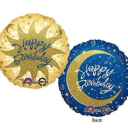 "Balloon Foil 18"" Celestial"