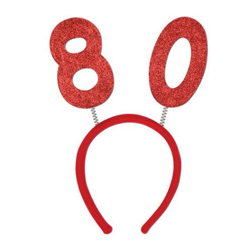 80th Birthday Head Bopper