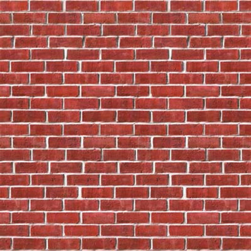 Backdrop Brick Wall 30'