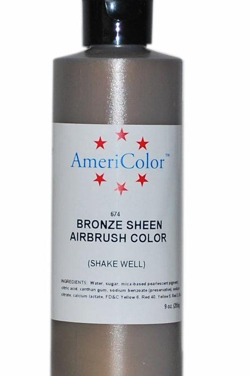 Bronze Sheen 255 Grams