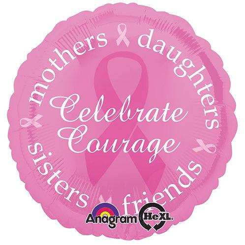 "Balloon Foil 18"" Celebrate Women"