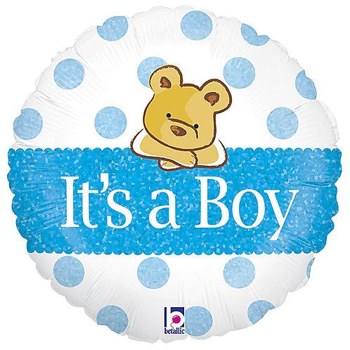 """Balloon 18"""" Its A Boy"""