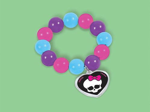Monster High Bead Bracelet