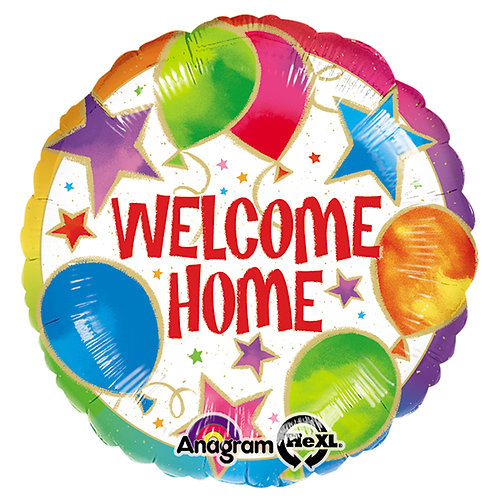 "Balloon Foil 18"" Welcome Celebration"