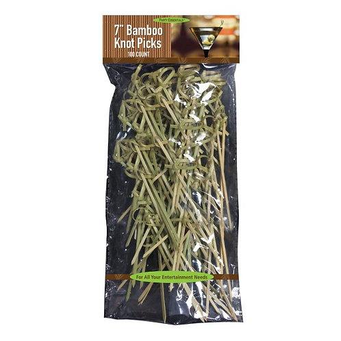 "Picks 7"" Bamboo Knot 100C"
