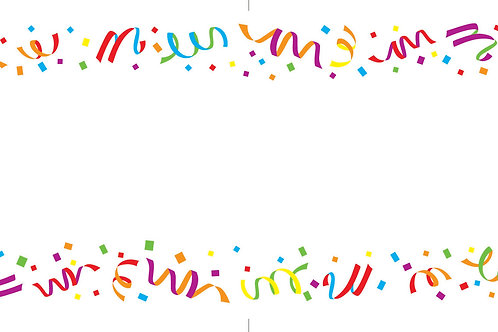 Happy Birthday Giant Party Banner