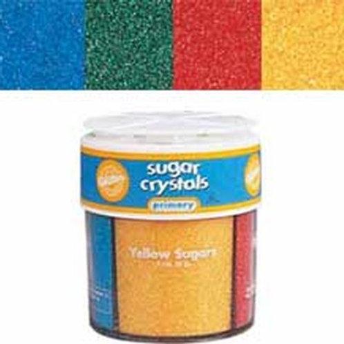 Sugar Crystals-Primary