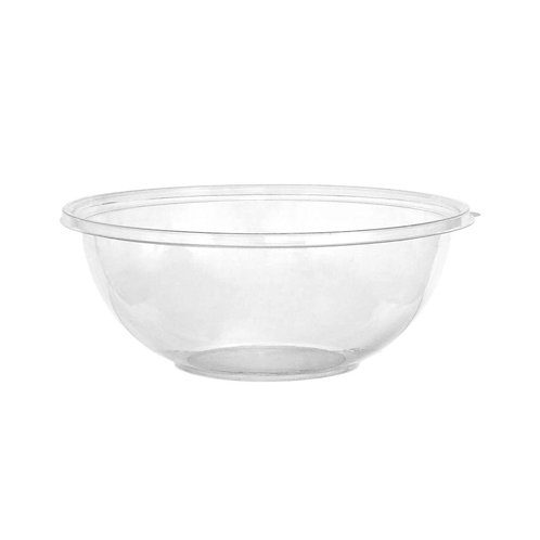 Bowl - Clear Soft Plastic 160Oz