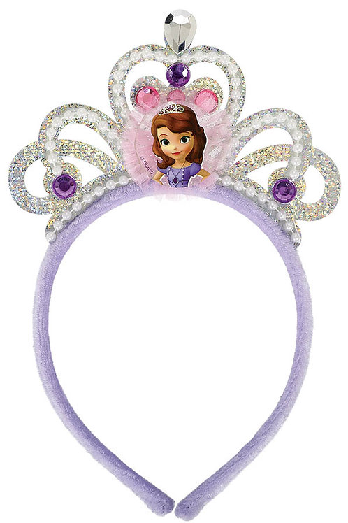 Sofia The First Deluxe Headband