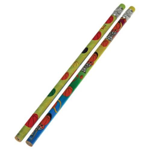 Pencils Basketball 12Ct