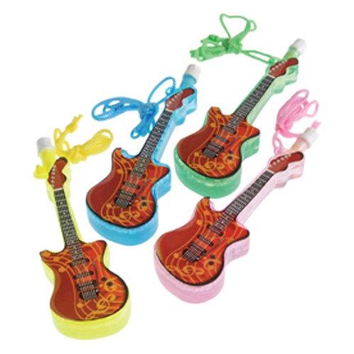 Necklace Bubble Guitar 12Ct