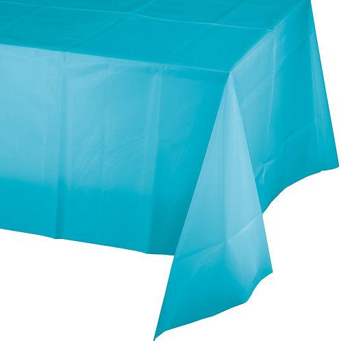 "Bermuda Blue Tablecover Rectangular  54""X108"""