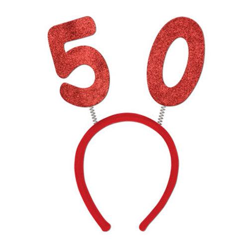 50th Birthday Head Bopper