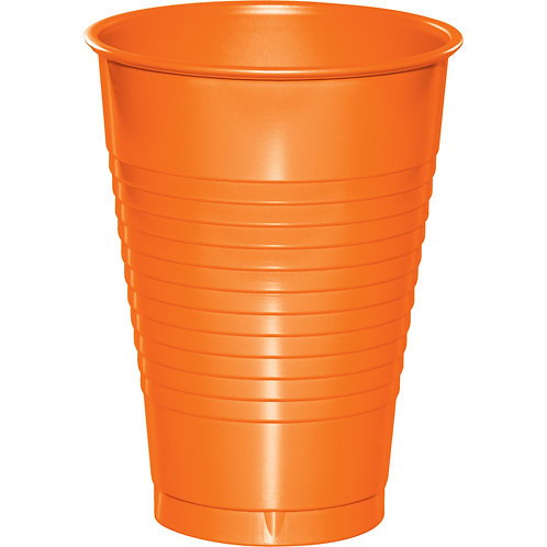 Orange Sunkissed Cup 12oz