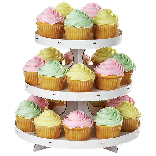 Cupcake Stand White