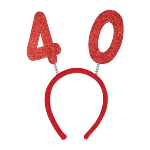 40th Birthday Head Bopper
