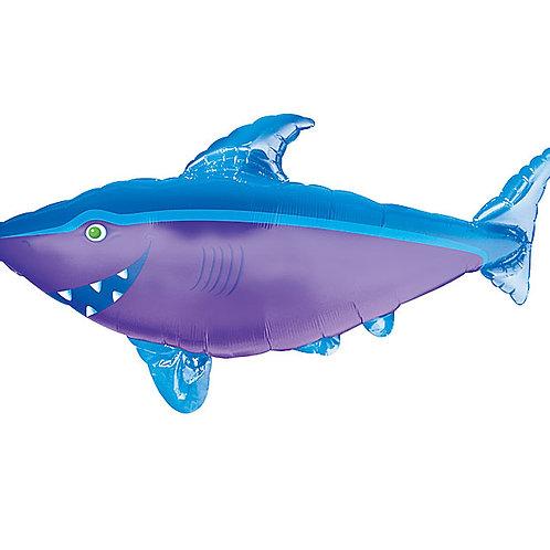 "41"" Shark Balloon Foil"