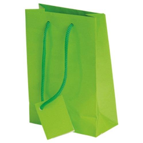 Bag Gift Sml Lt Green