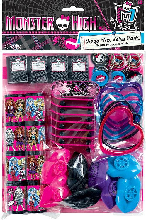Monster High Favor Pack