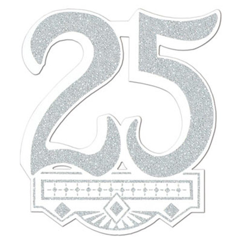 25th Anniversary Cutout Crest