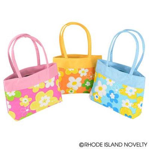 """Bag Purse Floral Print 8"""""""