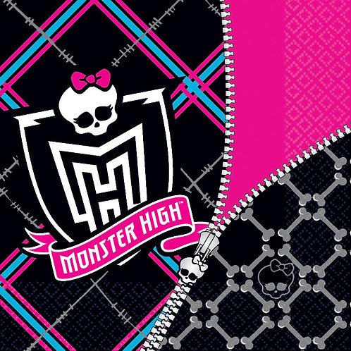 Monster High Luncheon Napkin (8Ct)