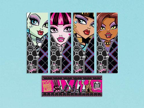 Monster High Bookmark