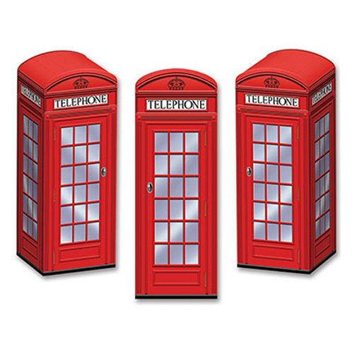 Favor Box Phone Box 3ct