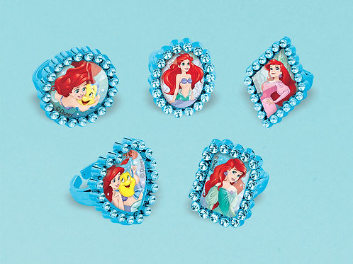 Ariel - Dream Big Jewel Ring Favors 12C