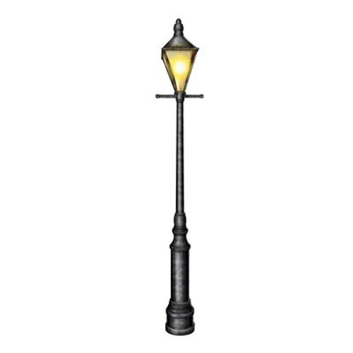 Lamppost Jointed Cutout