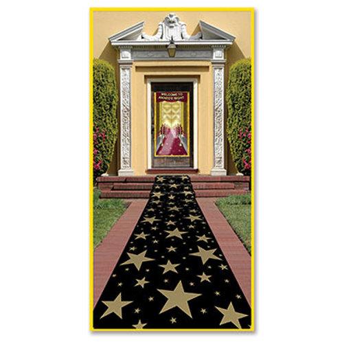 Gold Star Floor Runner