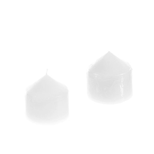 Cand 3X3 Pillar White