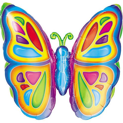 """Balloon Foil 14"""" Butterfly"""