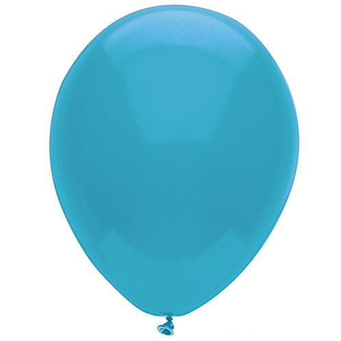 """Balloon Latex 11"""" Ocean Blue 100C"""