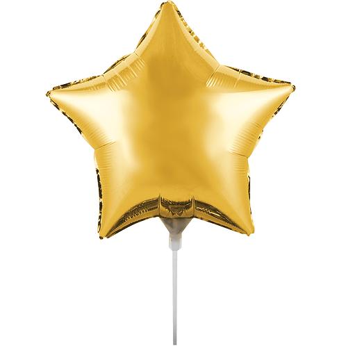 Foil Balloons Gold