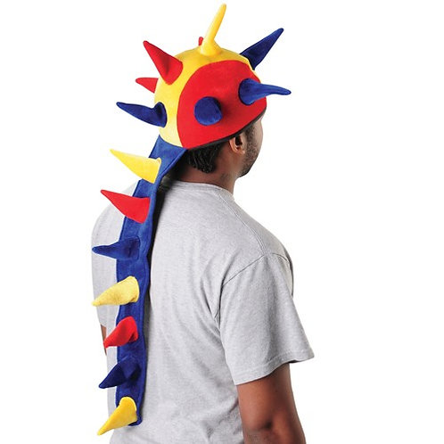 Hat Dragon Tail Multi