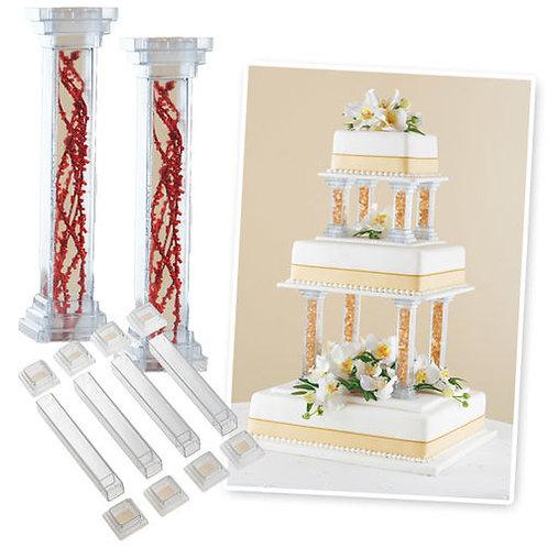 6In Fillable Pillar Set