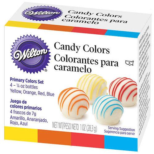 4 Color Candy Set