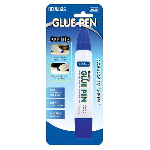 29.5 mL / 1 Oz. Dual Tip Glue Pen