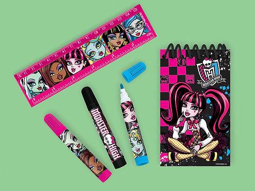 Monster High Stationary Set Favor