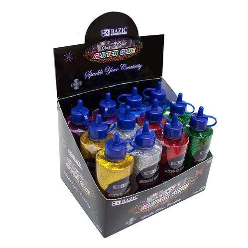 120 mL Classic Color Glitter Glue