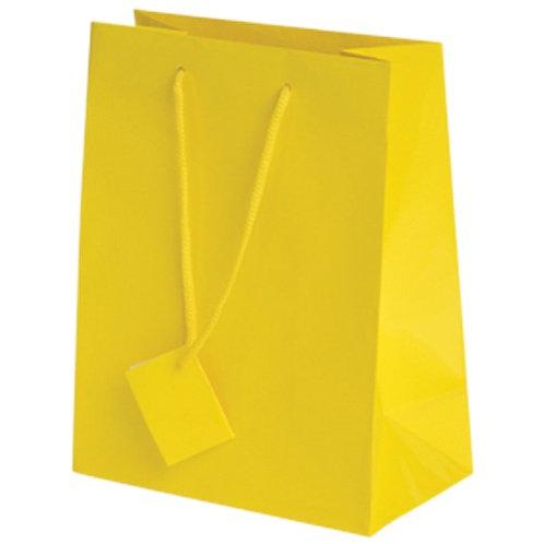 Bag Gift Medium Yellow