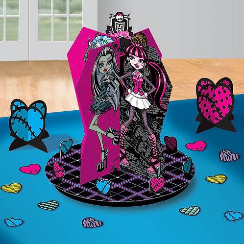 Monster High Table Decorating Kit