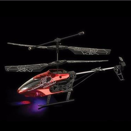"""6.5"""" Remote Control Light Up Helicopter"""