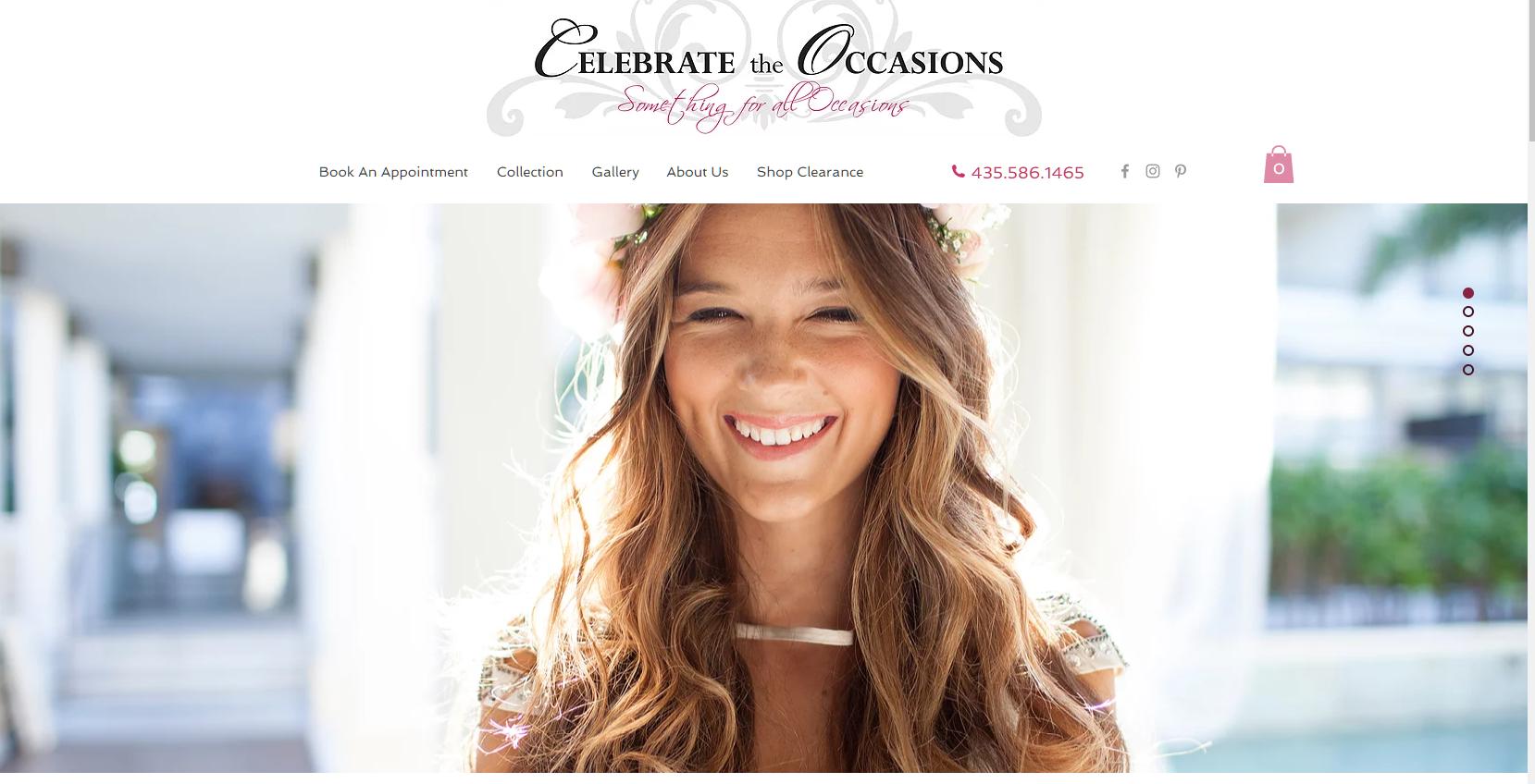 Celebrate the Ocassions