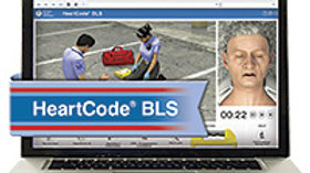 HeartCode® BLS (Online Student Product For Blended Learning)