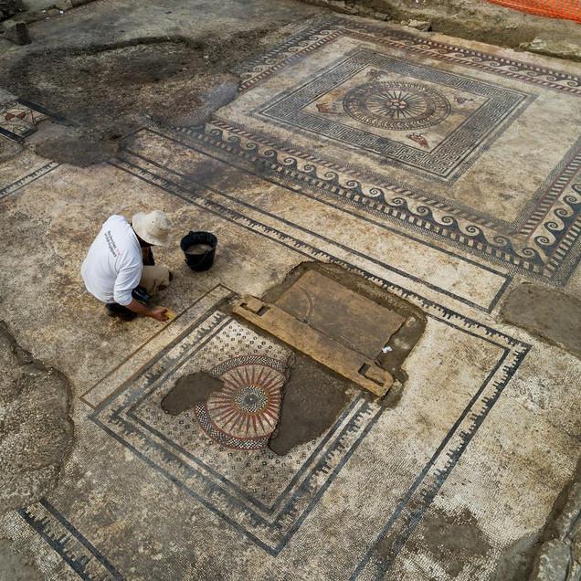 Ucetia Mosaics