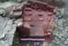 Hypocauste découvert à Ucetia (Uzès) en zone 4. Qu'est-il devenu ?