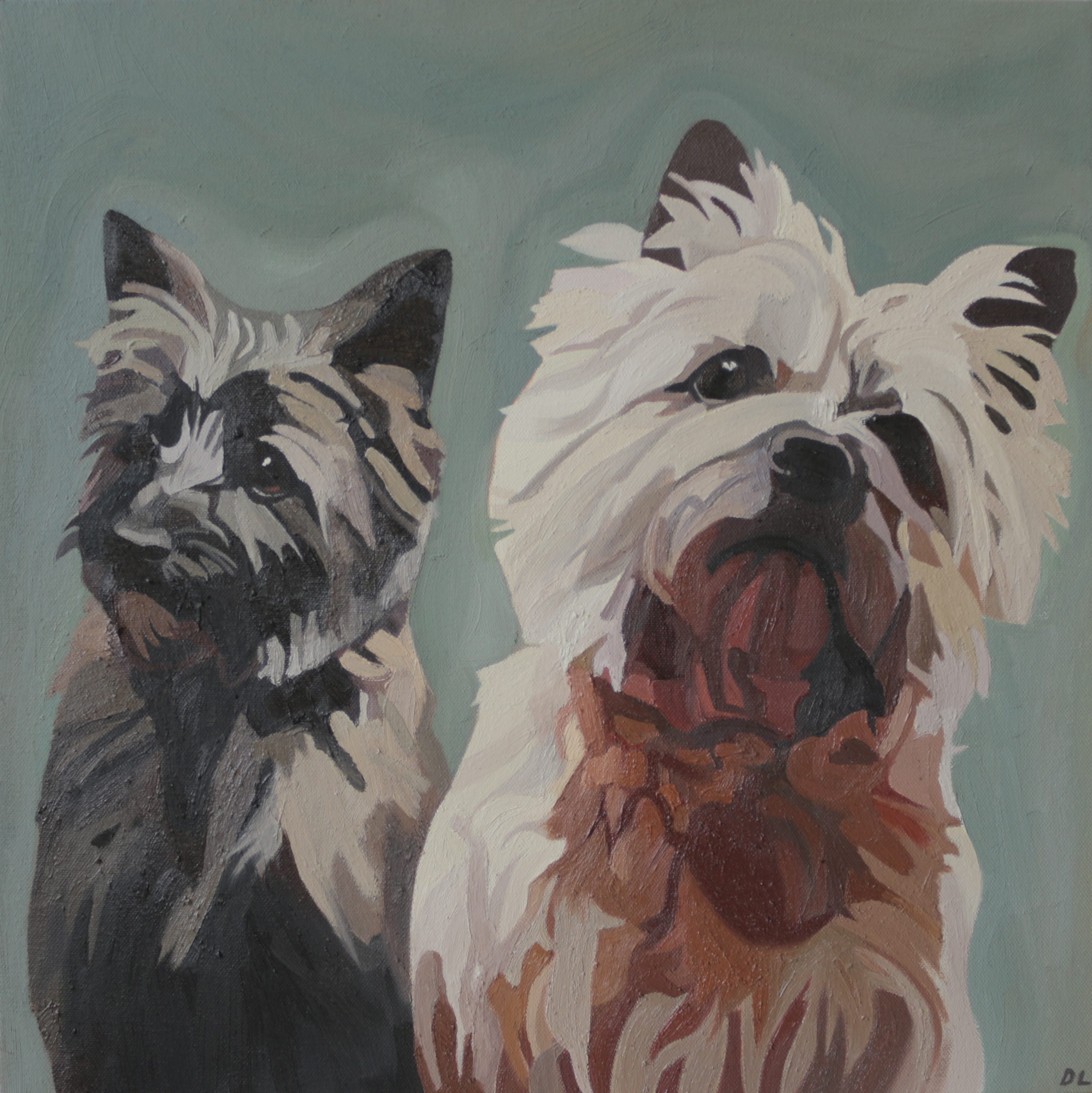 Roxy & Callie
